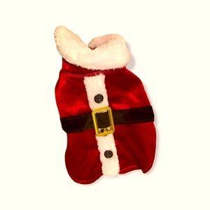 4-$25 Bundle and Dave Small Dog Santa Dress